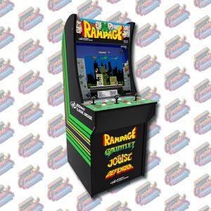 Arcade1Up Rampage Cabinet