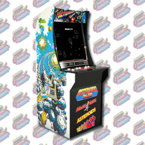 Arcade1Up Asteroids Deluxe Cabinet