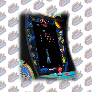 Arcade1Up 3/4 Scale Bezel Graphics