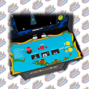Arcade1Up 3/4 Scale Control Panel Graphics