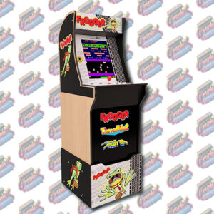 Arcade1Up Frogger Cabinet