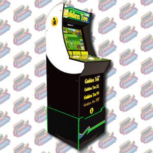 Arcade1Up Golden Tee Cabinet
