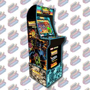 Arcade1Up Marvel Super Heros Cabinet