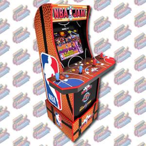 Arcade1Up 4 Player NBA Jam Cabinet