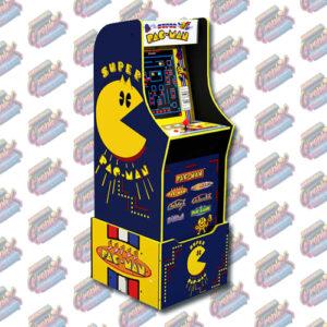 Arcade1Up Super Pacman Cabinet