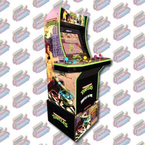 Arcade1Up 4 Player Teenage Mutant Ninja Cabinet