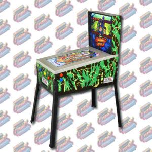 Toyshock 3D Digital Pinball Graphics