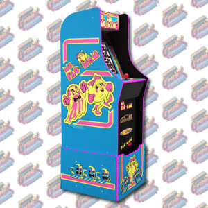 Arcade1Up Ms Pacman Cabinet