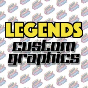 AtGames Legends Custom Graphics