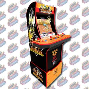 Arcade1Up 4 Player Golden Ax Cabinet