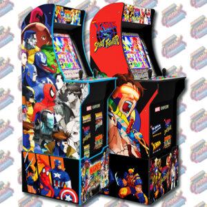 Arcade1Up Marvel VS Capcom/Xmen VS Street Fighter Cabinet