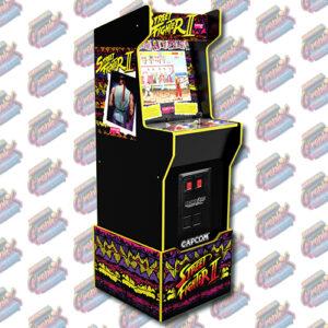 Arcade1Up Capcom Legacy Cabinet